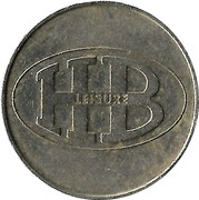 Token - HB Leisure (type 2) – reverse