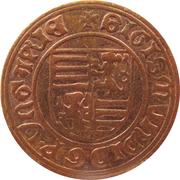 Forint - Sigismund (Replica) – obverse