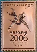 Token - Australia Post (Melbourne 2006 Commonwealth Games) – obverse