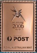 Token - Australia Post (Melbourne 2006 Commonwealth Games) – reverse