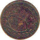 So-Called Dollar - 1893 Columbian Exposition (Statue of Liberty) – obverse