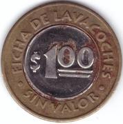 1 Dollar - Classic Car Wash (Dallas, Texas) – reverse