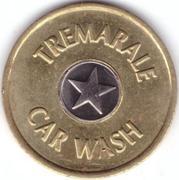 Car Wash Token - Tremarale (Dundee, Florida) – obverse