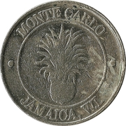 25 Cents (Monte Carlo) – obverse