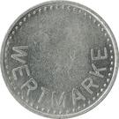 Token - Wertmarke (Die Heilsarmee) – reverse
