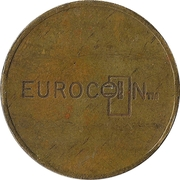 Token - Eurocoin London – reverse