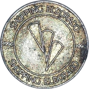 Parking Token - Shopping Eldorado – obverse