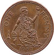 1 Penny - Ironbridge Gorge Museum Token (convex image) – obverse