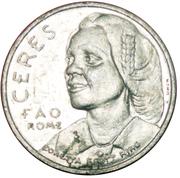Token - Ceres FAO Rome (Ceres Coretta Scott King) – obverse