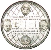 Token - Ceres FAO Rome (Ceres Coretta Scott King) – reverse