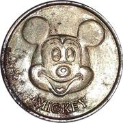 Token - Editora Abril (750; Mickey) – obverse