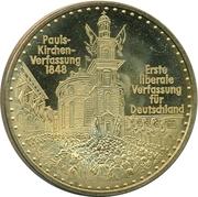 Libertaler - F.D.P. (Hans Dietrich Genscher) – reverse