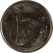 Mint Token - Bicencennial of Independence of Cartagena – obverse