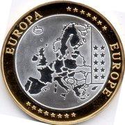 Token - European Currency (Ireland) – reverse