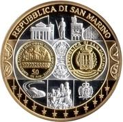 Token - European Currency (San Marino) – obverse