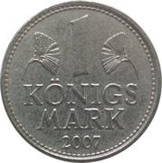 1 Königs Mark - Königs Apotheke (Nürnberg) – reverse