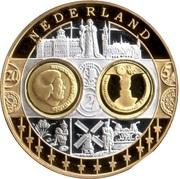 Token - European Currency (Nederland) – obverse