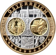 Token - European Currency (Austria) – obverse