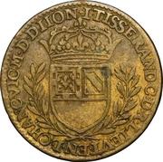 Token - États de Bourgogne (Maire de Dijon Jean Tisserand; 2ème type) – reverse