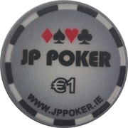 1 Euro - JP Poker – reverse