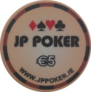 5 Euro - JP Poker – obverse