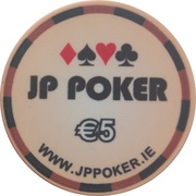 5 Euro - JP Poker – reverse