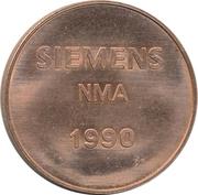 Token - Siemens NMA (Nürnberg) – reverse