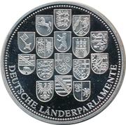 Token - Deutsche Länderparlamente (Rheinland-Pfalz) – reverse