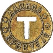 Token - Aarhus Sporveje – obverse