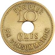 10 Centimes - Automatique L'Oracle – reverse
