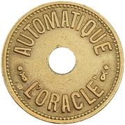 10 Centimes - Automatique L'Oracle – obverse