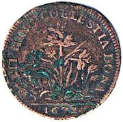Token - Louis XIIII (Trésor royal) – reverse
