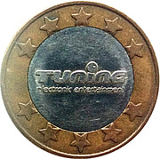 Token - Tuning (Crown) – obverse