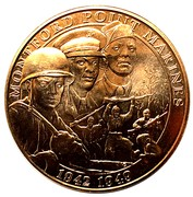 Medal - Montford Point Marines – obverse
