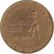 Premium Token - Club Cal-Neva (Reno, Lake Tahoe, Nevada) – obverse