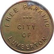 Parking Token - Free Parking (Lumberton, North Carolina) – obverse