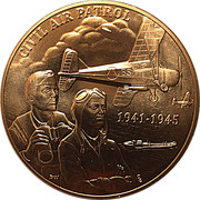Medal - Civil Air Patrol – obverse