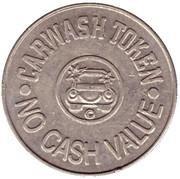 Carwash Control Token – obverse