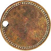 10 Cents - B. Hermes – reverse