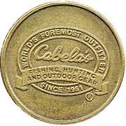 Token - Cabela's (Dundee, Michigan) – reverse