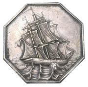 Token - Compagnie commerciale maritimes du Havre – obverse