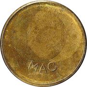 Token -  MAC – obverse