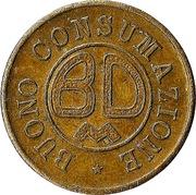 Token - BDM Buono Consumazione – obverse