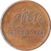 1 Krone - Værdimærke (Elite Automater) – obverse