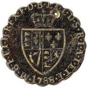 Spade Guinea Imitation George III (Wilmore Alston & Co.) – reverse