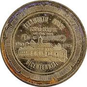 50 Cents - Ellsworth Maine Bicentennial (Ellsworth, Maine) – obverse
