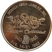 50 Cents - Monaca Area Jubilee, Inc. (Monaca, Pennsylvania) – obverse