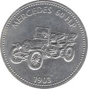 Token - Shell (Mercedes 60 H.P. 1903) – obverse