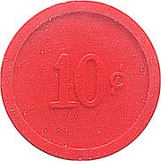 10 Cents - North Carolina Prison – reverse