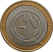 Car Wash Token - GMQ – obverse